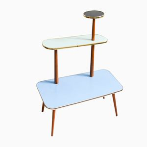 Mid-Century Formica Plant Stand, 1960s