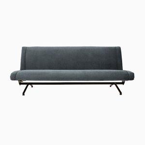 Vintage D70 Sofa von Osvaldo Borsani für Tecno, 1950er