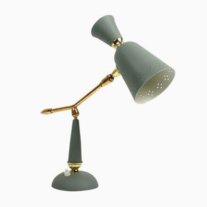 Mid-Century Vintage French Table Lamp, 1950s