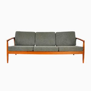 Vintage Swedish Sofa by Folke Ohlsson for Bodafors