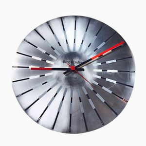 Modernist Danish Wall Clock from Bang Olufsen, 1990s