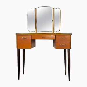 Coiffreuse Vintage avec Miroir Triptyque