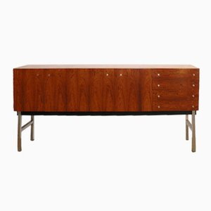 Mid-Century Long Sideboard by Alfred Hendrickx for Belform