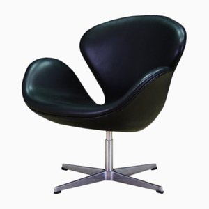 Black Swan Chair by Arne Jacobsen for Fritz Hansen, 1982