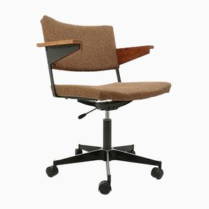 Desk Chair by André Cordemeijer for Gispen, 1960s
