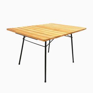 Modernistischer Französischer Tisch, 1950er