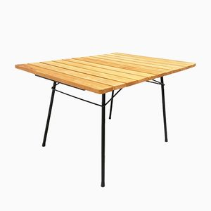 Table Moderniste, France, 1950s