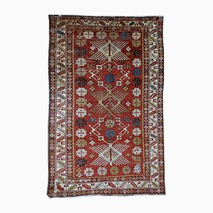 Tapis Shirvan Antique Fait Main, Caucase, 1910s