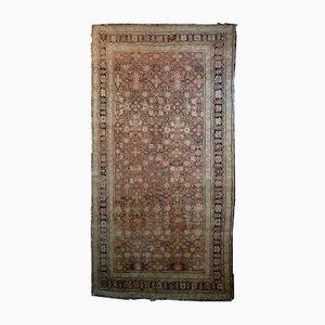 Antique Caucasian Handmade Karabagh Rug