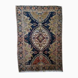 Antiker Handgemachter Persischer Malayer Teppich, 1920er