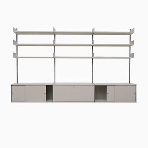 Mid-Century Model 606 Shelving Unit by Dieter Rams for Vitsoe, 1960s