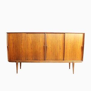 Danish Rosewood Sideboard by Omann Junior, 1960s