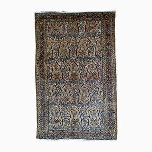 Antiker Persischer Bibikabad Teppich