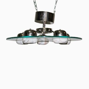 Lampe Flying Saucer, Italie, 1980s