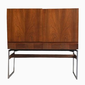 Rosewood Sideboard by Rudolf Bernd Glatzel for Fristho Franeker, 1970s