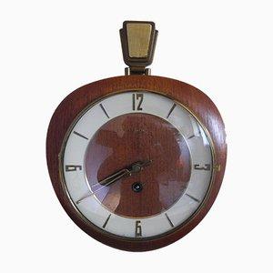 Mid-Century Wanduhr von Kienzle Uhren, 1950er