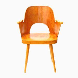 Armchair by Oswald Haerdtl for TON, 1960s