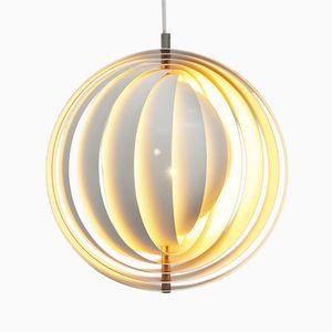Lampe Moon par Verner Panton pour Louis Poulsen, 1960s