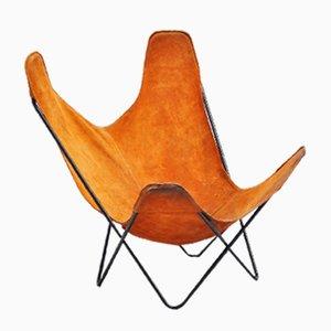 Butterfly Chair von Jorge Hardoy Ferrari für Knoll, 1970er
