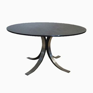 Vintage T69 Table by Eugenio Gerli and Osvaldo Borsani for Tecno