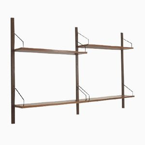 Teak Royal System with Four Shelves by Poul Cadovius for Cado, 1960s