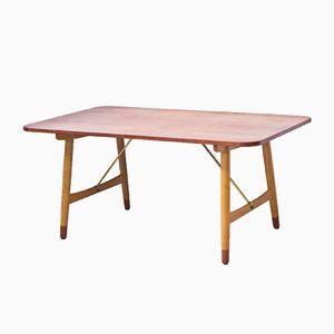 Table Hunt par Børge Mogensen pour Søborg Møbelfabrik, 1950s