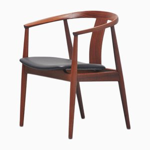 Armchair by Tove and Edvard Kindt-Larsen for Soro Denmark, 1950
