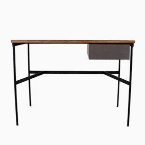 Vintage CM 174 Desk by Pierre Paulin for Thonet