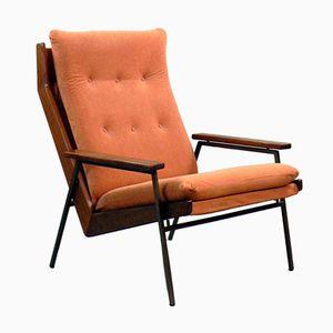 Vintage Sessel in Rosa von Rob Parry für Gelderland