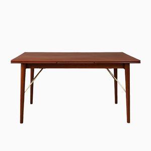 Table Vintage Extensible par Peter Hvidt & Orla Mølgaard-Nielsen pour Søbord Møbelfabrik