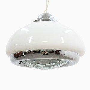 Lampe à Suspension Vintage par Pia Guidetti pour Lumi