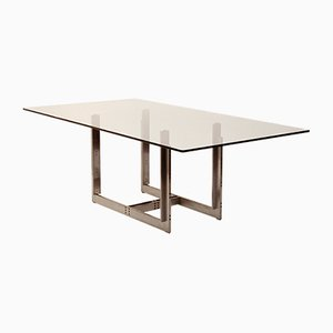 Vintage Sarpi Dining Table by Carlo Scarpa for Simon Cassina