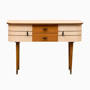 Bicolored Chest of Drawers in Ash, 1950s