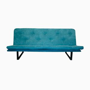 Vintage Model C684 3-Seater Sofa by Kho Liang Ie for Artifort