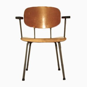 Model 216/1247 Dining Chair by Wim Rietveld for Gispen