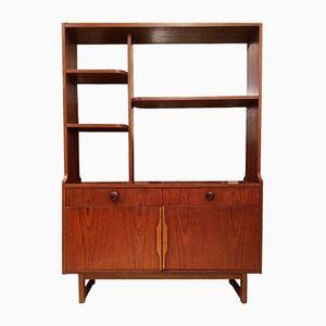 English Teak Bookshelves, 1960s