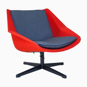 Model FM08 Easy Chair by Cees Braakman for Pastoe, 1950s