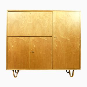 Vintage Model CB01 Davenport Cabinet by Cees Braakman for Pastoe