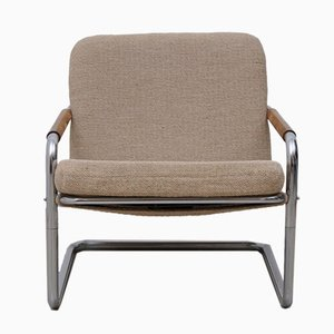 Mid-Century Lounge Chair by Heinrich Pfalzberger for Wohnbedarf