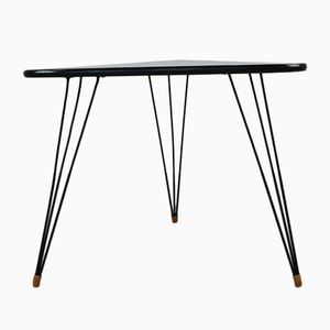 Small Coffee Table with Hairpin Legs, 1955