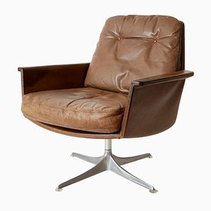 Vintage Sedia Club Chair by Horst Brüning for COR, 1966