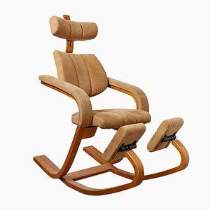 Chaise à Bascule Duo Balans Vintage par Peter Opsvik pour Stokke
