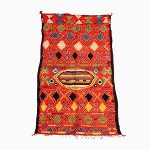 Marokkanischer Vintage Boujad Teppich, 1970er