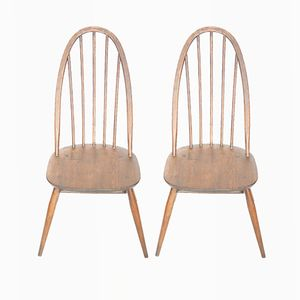 Mid-Century Side Chairs by Lucian Ercolani, 1960s, Set of 2