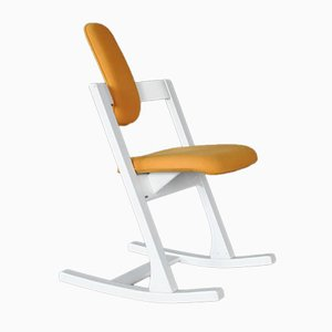 Vintage Pendulum Rocking Chair from Stokke