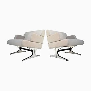 SZ11 Easy Chairs by Martin Visser for 't Spectrum, 1960s, Set of 2