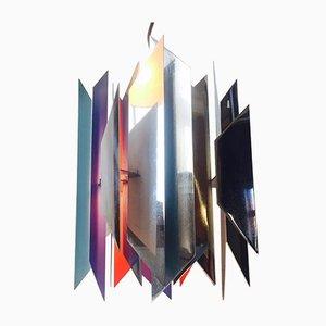 Suspension Moderniste Divan 2 par Simon P. Henningsen pour Lyfa, 1962