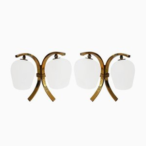 Appliques by Pietro Chiesa for Fontana Arte, 1950, Set of 2