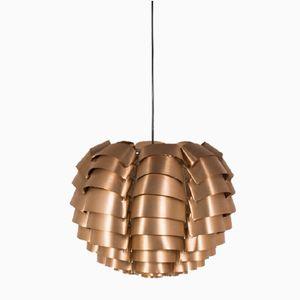 Lampe à Suspension Orion Vintage par Max Sauze, 1970s
