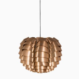 Vintage Orion Pendant Light by Max Sauze, 1970s